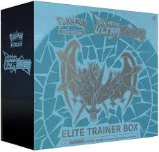Lunala - Ultra Prism Elite Trainer Box