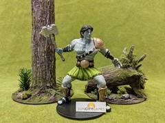 Empyrion (Spiked Hammer)