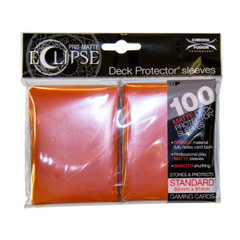 Eclipse 100 Count Pumpkin Orange