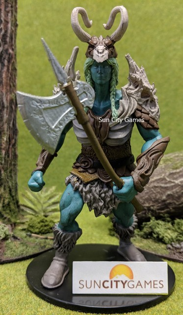 Frost Giant 29b//45 Dungeons /& Dragons - Storm King/'s Thunder Axe