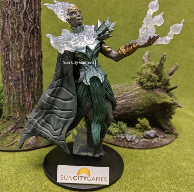Storm King/'s Thunder ~ GITHZERAI MONK 19 Icons of the Realms D/&D miniature flame