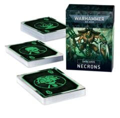 Datacards: Necrons - 9th