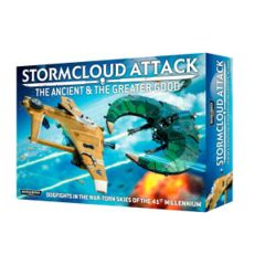 Stormcloud Attack The Ancient & The Greater Good