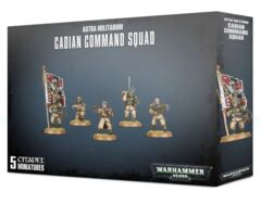Cadian Command Squad - Astra Militarum / Imperial Guard