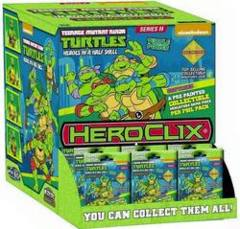 Teenage Mutant Ninja Turtles HeroClix: Heroes in a Half Shell - Booster Brick