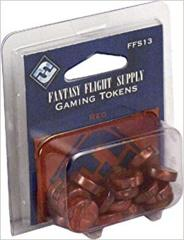 Fantasy Flight - Red Gaming Tokens