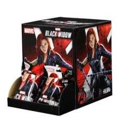 Black Widow Heroclix Movie Gravity Feed