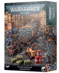 Conservators - Battlezone: Manufactorum