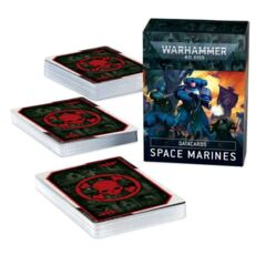 Datacards: Space Marines - 9th