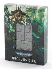 Necrons Dice Set