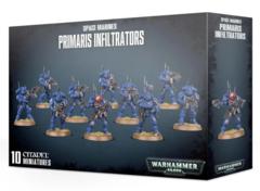 Primaris Infiltrators - Space Marines
