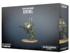 Scout Sentinel // Sentinel - Astra Militarum / Imperial Guard