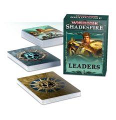 Warhammer Underworlds: Shadespire – Leaders Cards