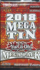 Mega Tin Mega Pack 2018 1st Edition Booster Pack