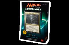 Commander 2016: Breed Lethality Green/White/Blue/Black Deck