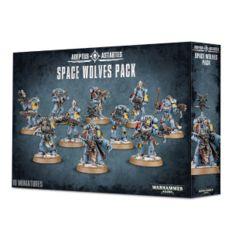 Space Wolves Pack - Adeptus Astartes