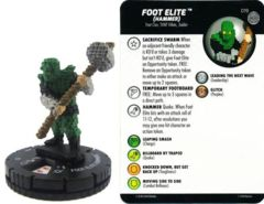 Foot Elite (Hammer) - 019 - Rare