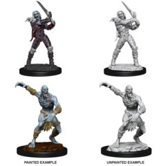 D&D Nolzur's Marvelous Miniatures – Wight & Ghast