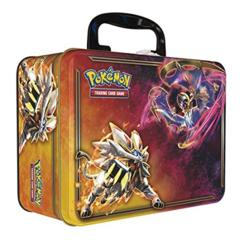 Collector Treasure Chest - Sun and Moon