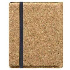 Premium 9 Pocket Cork PRO Binder 754