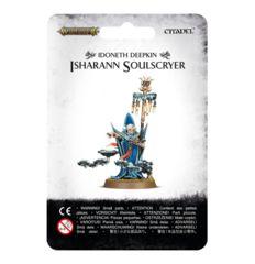 Isharann Soulscryers - Idoneth Deepkin