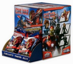 Captain America Civil War - Gravity Feed Box