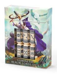 Lumineth Realm-Lords Dice Set