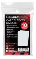 Card Sleeves Dividers