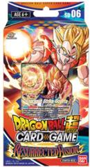 Dragon Ball Super Starter Deck 06: Ressurected Fusion