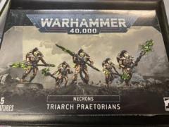 Triarch Praetorians - Necrons