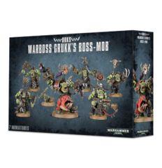 Warboss Grukk's Boss Mob - Orks