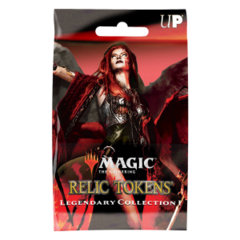 Ultra Pro - Mtg Legendary Collection 1 Relic Tokens Pack