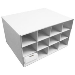 BCW Card House/Hotel Storage Box - 12 Shelves