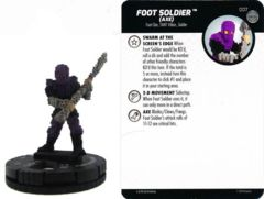 Foot Soldier (Axe) - 007 - Common