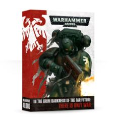 Warhammer 40,000 Book Set - There Is Only War 184