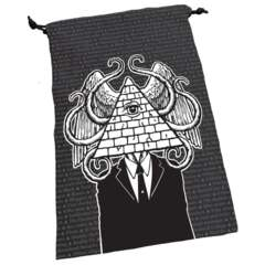 Steve Jackson Games: Illuminati Dice Bag