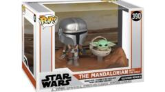 The Mandalorian & The Child Funko Pop