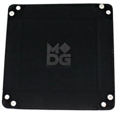 Dice Tray - Folding Black