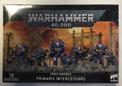 Primaris Intercessors - Space Marines
