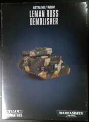Leman Russ Demolisher - Astra Militarum