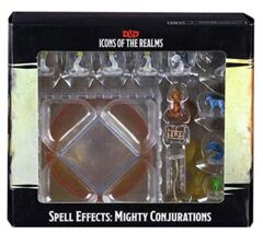 Dungeons And Dragons: Spell Effects Miniatures - Mighty Conjurations