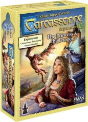 Carcassonne - The Princess & the Dragon