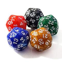Loose 30 Sided Dice D30