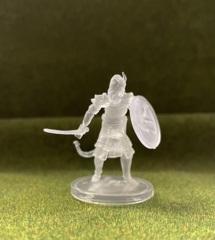 Invisible Tiefling Battlemaster - 7/44