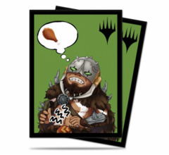 Chibi Garruk 100ct Sleeves