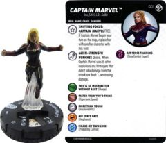 Captain Marvel - 001