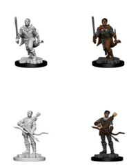 D&D Nolzur's Marvelous Miniatures – Male Human Ranger