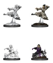 D&D Nolzur's Marvelous Miniatures – Female Human Monk