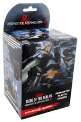 D&D Icons 8: Monster Menagerie 3 Booster Pack