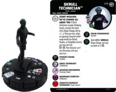 Skrull Technician - 008